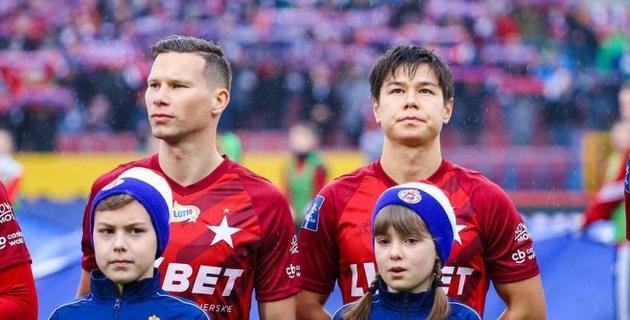 Казахстанец Жуков определился с местом продолжения карьеры в Европе