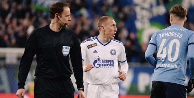 Казахстанец Куат официально покинул российский клуб