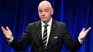 На главу ФИФА завели уголовное дело