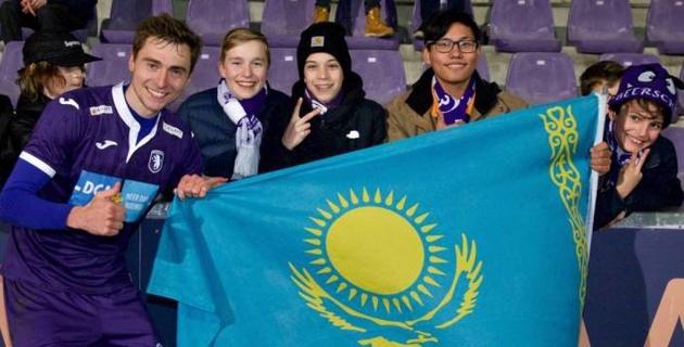Еще один футболист сборной Казахстана появится в FIFA 21