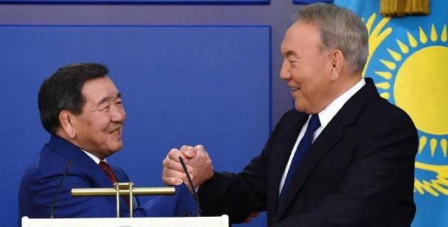 Назарбаев выразил соболезнования семья Жаксылыка Ушкемпирова