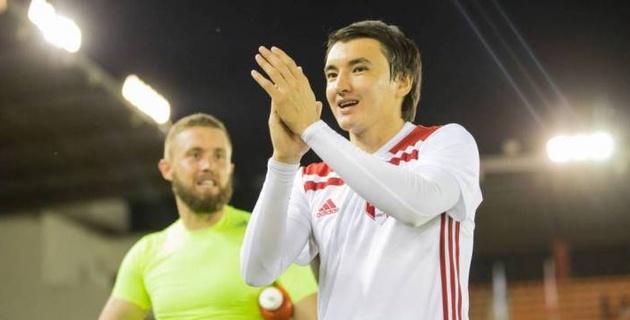 Улан Конысбаев близок к переходу в клуб первой лиги