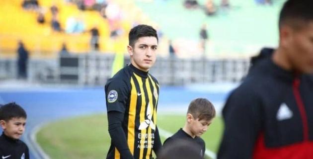 """Воспитанник """"Кайрата"""" сменил второй клуб за год"""