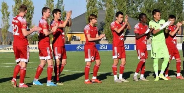 """""""Кайсар"""" забил пять голов в контрольном матче перед возобновлением сезона"""