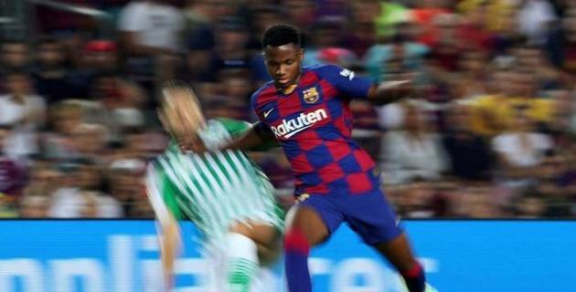 """""""Барселона"""" оценила своего 17-летнего футболиста в 400 миллионов евро"""