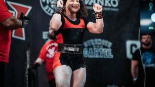Как казахстанка Марианна Гаспарян стала самой сильной женщиной мира