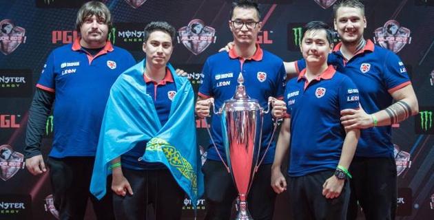 Раскрыта зарплата казахстанцев-победителей турнира серии Major в составе Gambit
