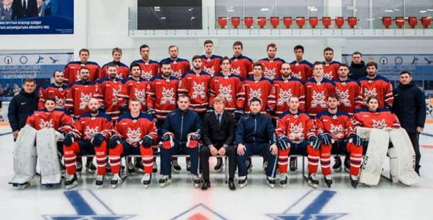 Решился вопрос с финансированием дебютанта чемпионата Казахстана по хоккею