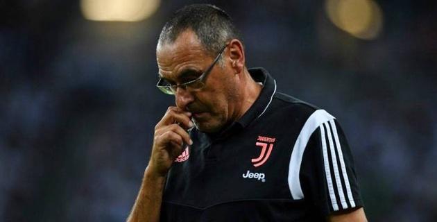 """Тренер """"Ювентуса"""" рассказал о своем будущем после вылета клуба из Лиги чемпионов"""