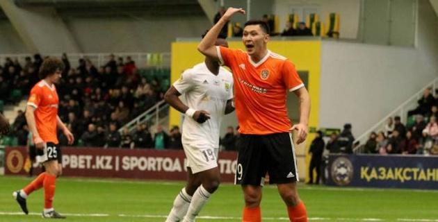 Футболист сборной Казахстана выбрал новый клуб