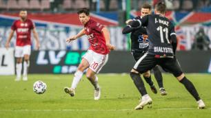 Георгий Жуков помог польскому клубу одержать вторую подряд победу