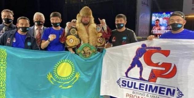 Обладатель трех титулов из Казахстана вошел в топ-10 рейтинга IBF, Канат Ислам - в топ-15