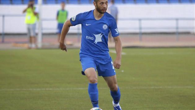 Вызывавшийся в сборную Казахстана футболист определился с новым клубом