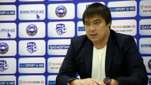 Казахстанский футбольный клуб после смерти 34-летнего главного тренера назначил нового