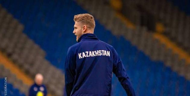 Футболист сборной Казахстана близок к переходу в клуб российской премьер-лиги
