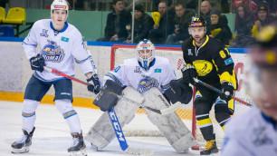 Федерация хоккея отреагировала на снятие казахстанских клубов из российской лиги