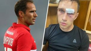 Экс-капитан сборной России по футболу избил судью в любительском матче