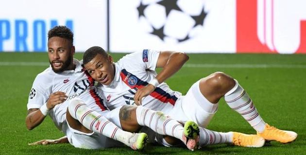ПСЖ впервые за 25 лет вышел в полуфинал Лиги чемпионов