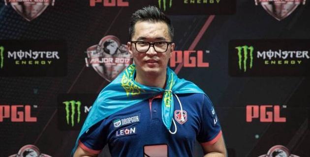 Новая команда лучшего киберспортсмена Казахстана проиграла первую квалификацию на турнир по СS:GO
