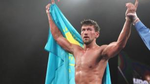 Иса Акбербаев стал соперником капитана сборной Казахстана по боксу по дебюту в профи
