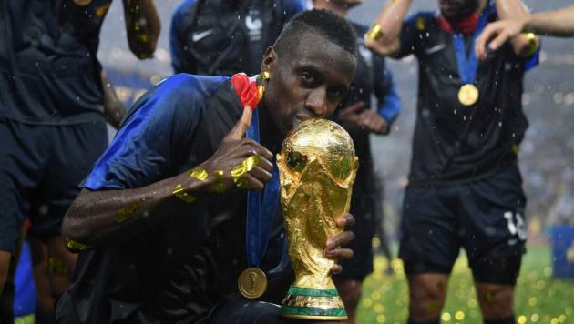 Клуб Бекхэма подписал чемпиона мира