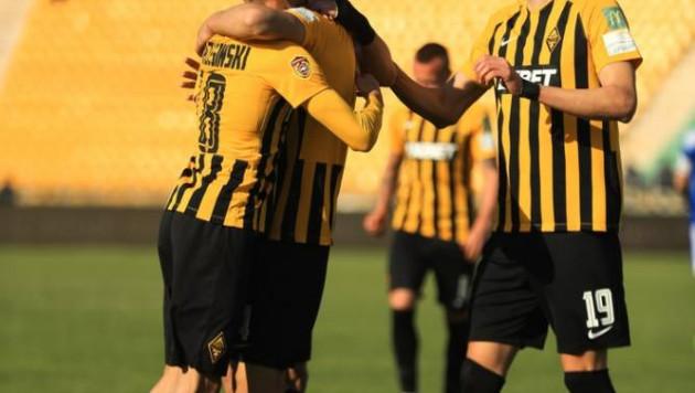 """Экс-игрок """"Кайрата"""" из Армении оценил шансы в первом раунде Лиги Европы"""
