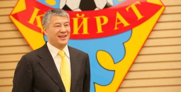 """Боранбаев рассказал о сотрудничестве """"Кайрата"""" с """"Челси"""" и взаимоотношениях с Абрамовичем"""