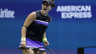 Действующая победительница US Open отказалась от участия в турнире