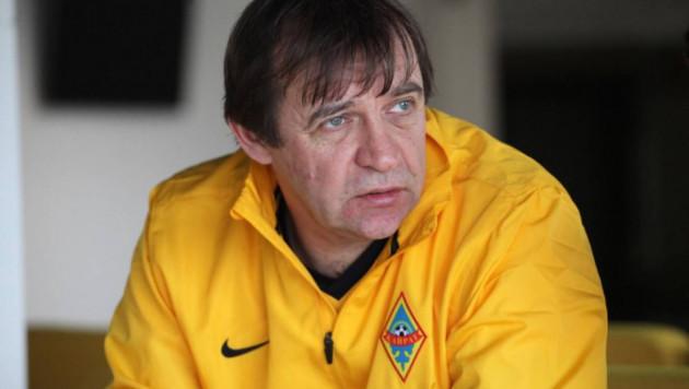 """Экс-тренер """"Кайрата"""" прокомментировал свое назначение в европейский клуб"""