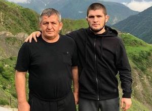 Хабиб Нурмагомедов рассказал, как перенес потерю отца
