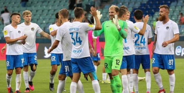 Клуб казахстанского футболиста ушел от поражения в матче российской премьер-лиги