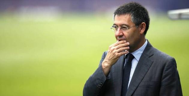 """Президент """"Барселоны"""" рассказал о принятых решениях после разгромного поражения в Лиге чемпионов"""