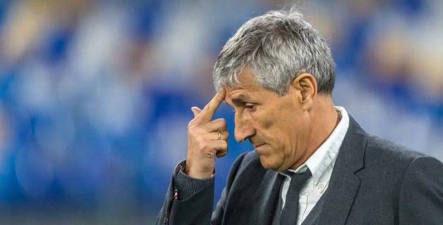 """Тренер """"Барселоны"""" отреагировал на слова Пике о необходимости перемен в клубе"""