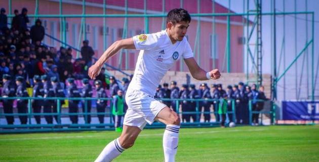 Кандидат в сборную Казахстана по футболу перешел в клуб российской премьер-лиги