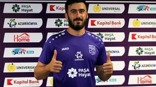 Клуб из Лиги Европы представил казахстанского футболиста