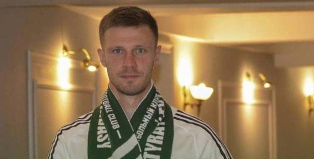 Казахстанский клуб подписал обладателя Кубка Беларуси по футболу