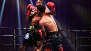 В США бой за чемпионский пояс WBA в легком весе завершился судейским скандалом