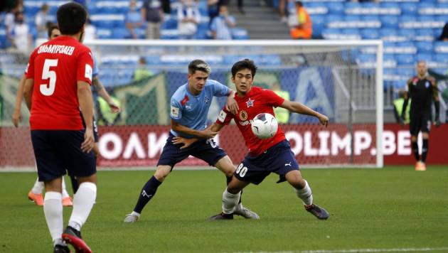 Российский клуб одержал первую победу после подписания казахстанского футболиста