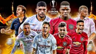 """Прямая трансляция матча """"Севилья"""" - """"Манчестер Юнайтед"""" за выход в финал Лиги Европы"""