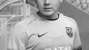 Умер экс-футболист юношеской сборной Казахстана Айсултан Назарбаев