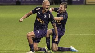 Казахстанец Вороговский дебютировал с победы в высшей лиге Бельгии и помог клубу выйти на первое место