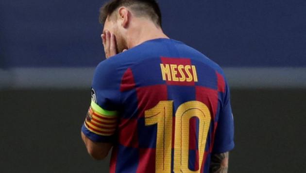 """Месси сообщил руководству """"Барселоны"""" о своем уходе"""