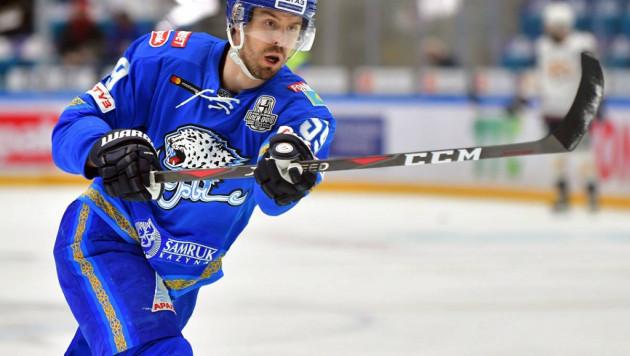 "Шведские хоккеисты присоединились к ""Барысу"" на сборах"