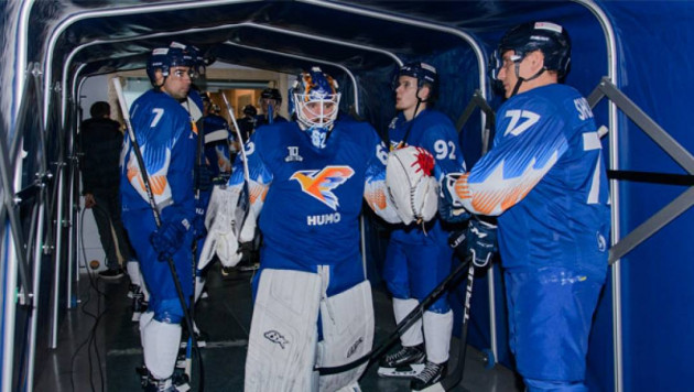 Узбекский клуб отказался от участия в чемпионате Казахстана по хоккею