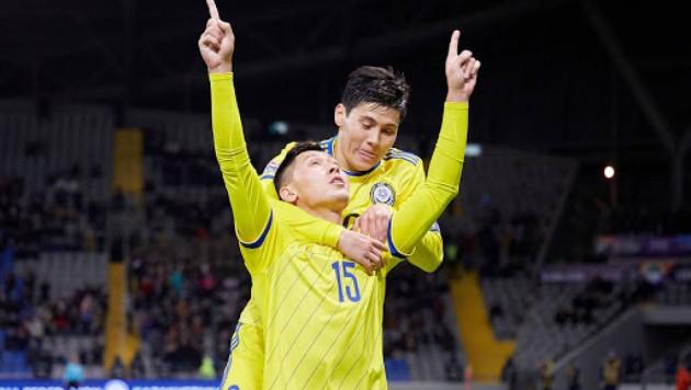 Сборная Казахстана по футболу не будет лишена участия в Лиге наций