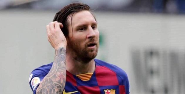 """Месси сообщил новому тренеру о своем будущем в """"Барселоне"""""""