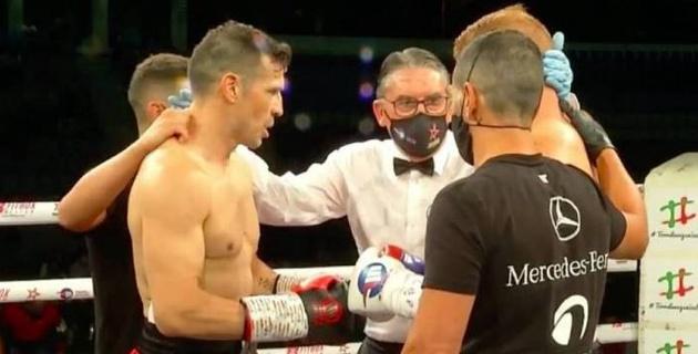 Экс-кандидат на бой с Головкиным вернулся на ринг спустя шесть лет и нокаутировал соперника