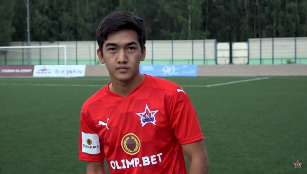 Футболист молодежной сборной Казахстана не попал в стартовый состав российского клуба на матч чемпионата