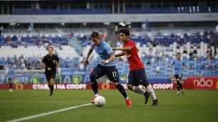 Российский клуб одержал победу после выхода на поле казахстанского футболиста