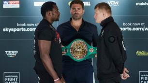 Прямая трансляция боя Диллиан Уайт - Александр Поветкин за два титула WBC